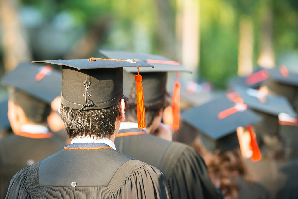 Students Graduating on Time