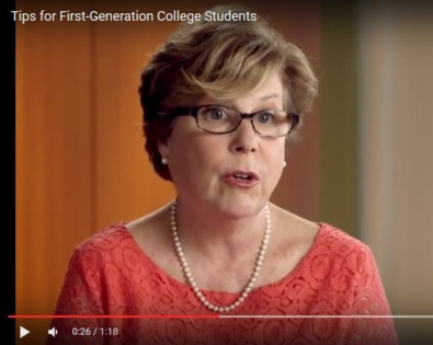 Tips for First-Generation College Students