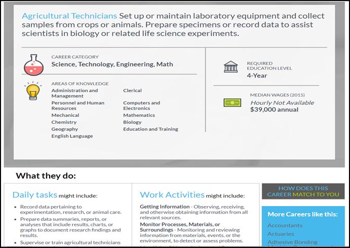 MEFA Pathway Career Page