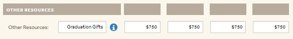 My College Cost Calculator 4