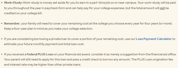 My College Cost Calculator 7