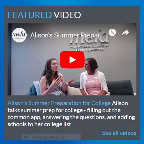 Journey to College Video Series